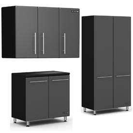 Ulti-MATE Garage Storage Collection - Gray/Black