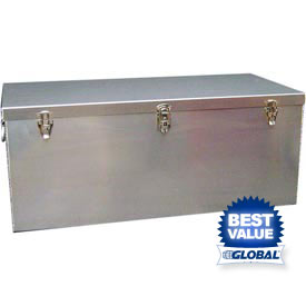 allwelded aluminum storage containers