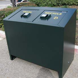 BearSaver Waste & Recycling Receptacles