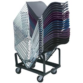 National Public Seating® - Dollies For Stacking / Folding Chairs