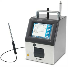 Handheld And Portable Particle Counters
