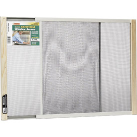 Adjustable Window Screens