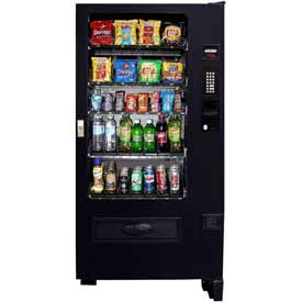 Snack & Beverage Combo Vending Machines