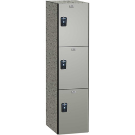Phenolic Lockers - Triple Tier