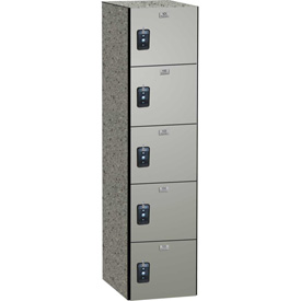 Phenolic Locker - Five & Six Tier