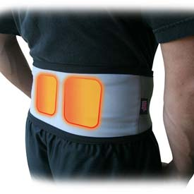 Heated Muscle Warmers & Back Wraps