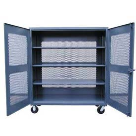 Stronghold® Mobile Ventilated Cabinets