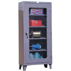 Stronghold® Slim Line Clearview Cabinet
