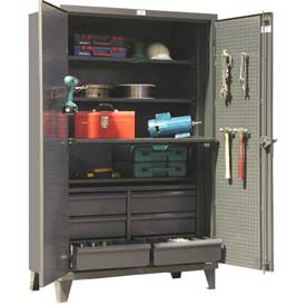 All-Welded 12 Gauge Heavy Duty Work Center Cabinets