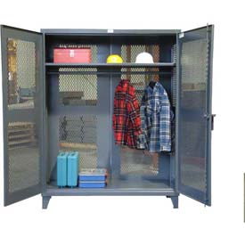 Stronghold® All Vented Wardrobe Cabinets