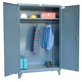 Stronghold® Heavy Duty Wardrobe Cabinets
