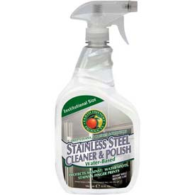 Earth Friendly Products® Stainless Steel Cleaners