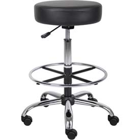 Boss Chair Medical & Drafting Vinyl Stools