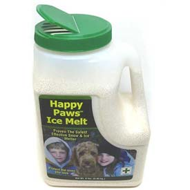 Happy Paws Solid & Liquid Ice Melt