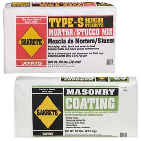 Mortar, Stucco & Masonry Mixes