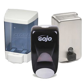 Wall Mount Manual Soap Dispensers