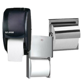Standard Toilet Tissue Dispensers