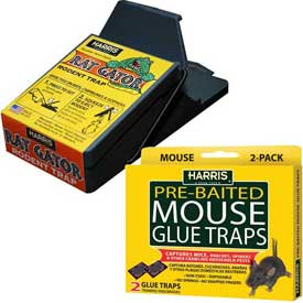 Harris Rodent Traps