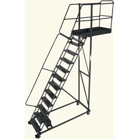 Extended Reach Cantilever Ladders