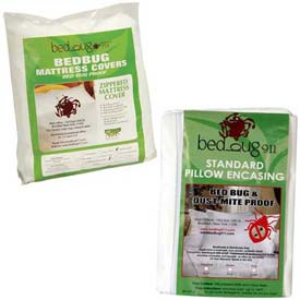 Bed Bug Proof Pillow & Mattress Covers