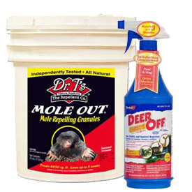 Granular & Liquid Animal Repellents