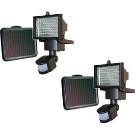 SunForce® Solar Outdoor Lighting