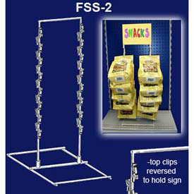Free Standing Snack Rack