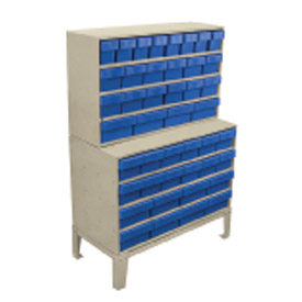 Akro-Mils® Stackable Cabinets