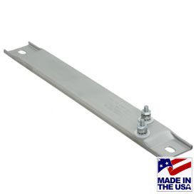 Offset Terminal Channel Strip Heaters