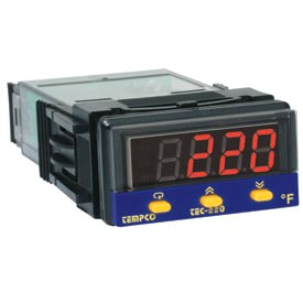 Tempco TEC-220 & TEC-920 Temperature Controls