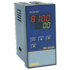 Tempco TEC-8100 Temperature Controls