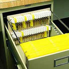 File Drawer Key Storage