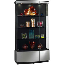 Waddell® Quantum Series Display Cases