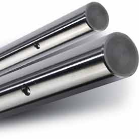 Pre-Drilled Class L 60 Plus® Chromed Linear Shafting