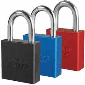 Security Solid Aluminum Padlocks