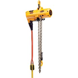 Harrington TCS Cheetah Air Powered Hoists