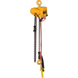 Harrington TCR Air Powered Hoists