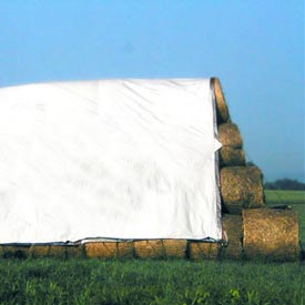 Heavy Duty Hay Tarp Covers