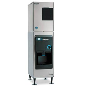 Hotel/Motel Sanitary Cube Ice Dispensers