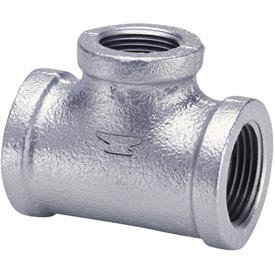 Anvil Galvanized Pipe Tees