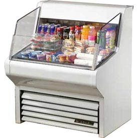 True® Horizontal Air Curtain Merchandisers