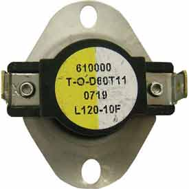 Therm-O-Disc Component Thermostats