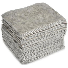 Spill Absorbent Pads and Pillows