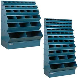 Steel Compartment Multi-Size Sectional Units