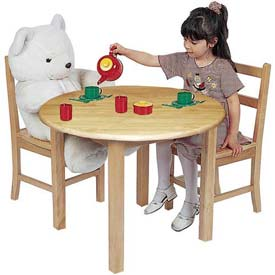 ECR4KIDS® - Hardwood Activity Tables - 18