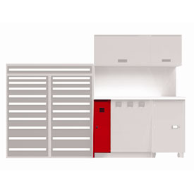 Lift Control Drawer Units