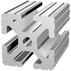 "80/20 1515-72 1-1/2"" X 1-1/2"" T-Slotted Profile, 72"" Stock Bar"