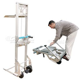 Vestil Portable Aluminum Load Lifter