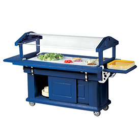 Ultra Food Bars With Cabinet Base