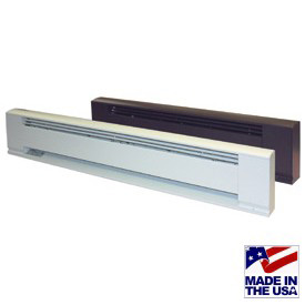 Architectural Style Electric Baseboard Heater